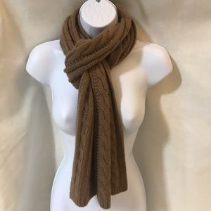 Lord &Taylor Cashmere Scarf